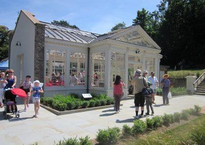 Conservatory Holywells Park