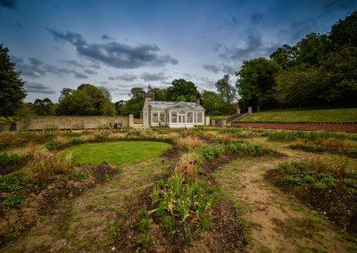 Conservatory, Holywells Park. Photo: www.parrishcolmanphotography.co.uk