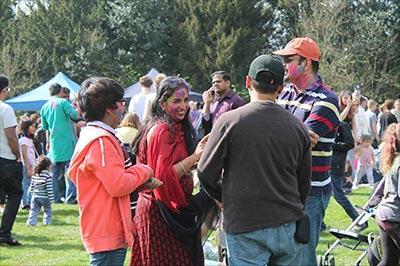 Holywells Park Events