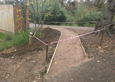 New path Holywells