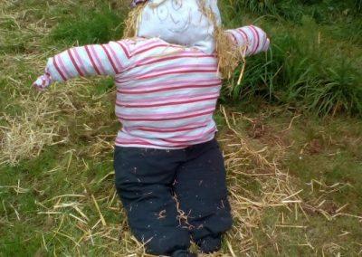 Scarecrow Tea Party