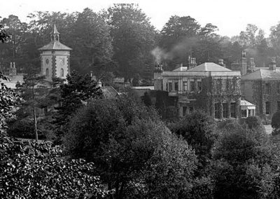 Holywells House
