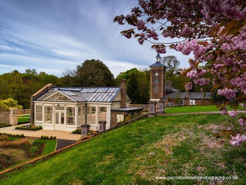 Holywells Park Conservatory