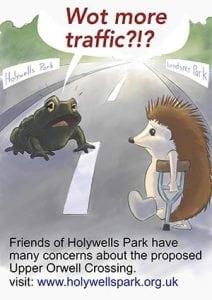 Holywells Park Poster